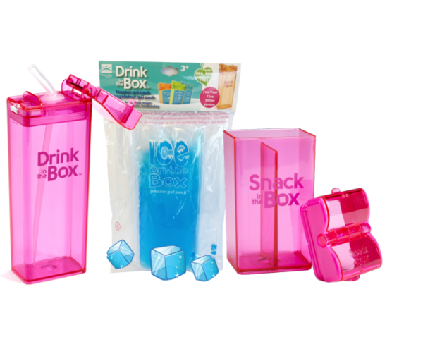 Oster-Set Drink und Snack in the Box mit Ice on the Box
