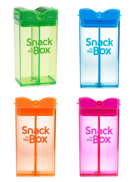 Robuste Snackbox 0% BPA - Snack in the Box