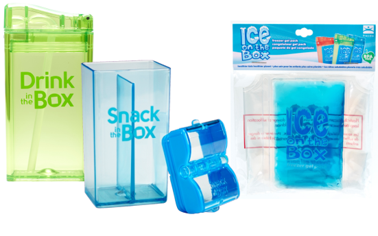 Oster-Set Snack & Drink in the Box 0.24L mit Ice on the Box