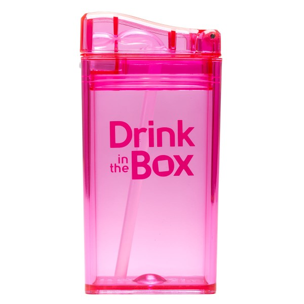 Drink in the Box Kindertrinkflasche 0.24L pink